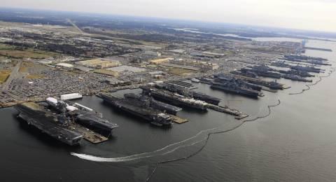 ΗΠΑ: Δύο νεκροί από πυρά σε ναυτική βάση