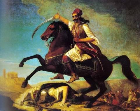 Γ. Καραϊσκάκης: Έτσι «τσάκιζε» τους Τούρκους–«Αν γυρίσω θα σας...»