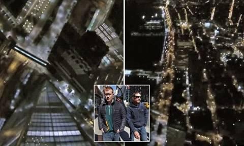 Βίντεο που παγώνει το αίμα: Πήδηξαν από το One World Trade Center