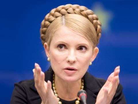 Τιμοσένκο: «Προϊόν μοντάζ και υποκλοπής οι συνομιλίες»