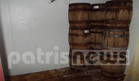 Ηλεία: «Σήκωσαν»… 600 κιλά τυρί στο Τραγανό!