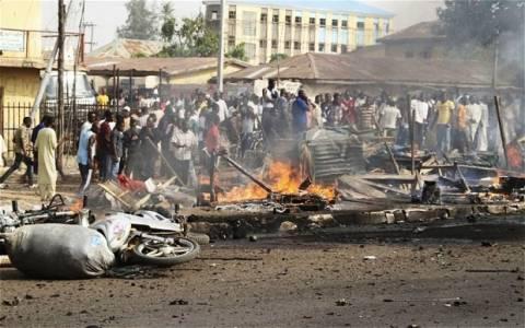 Νιγηρία: Πέντε αστυνομικοί νεκροί από έκρηξη παγιδευμένου αυτοκινήτου