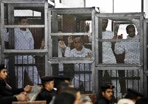 ΗΠΑ: «Παραλογή» η θανατική καταδίκη 529 υποστηρικτών του Μόρσι