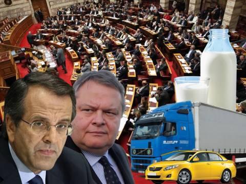 Μετρούν… κουκιά στην κυβέρνηση – Άνοιξαν και νέα μέτωπα!