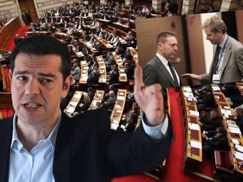 Τσίπρας: Φέρτε στη Βουλή τη «μυστική συμφωνία» με την τρόικα
