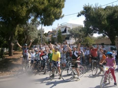 Ποδηλατικός Γύρος της Αθήνας: Συνεχίζονται οι εγγραφές