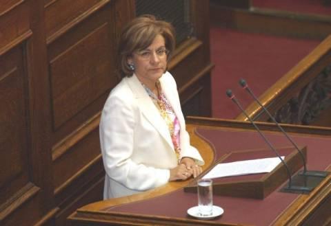 Ερώτηση για το μετρό στη Βουλή από την Α. Ξηροτύρη-Αικατερινάρη