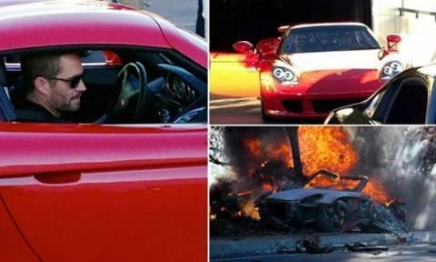 Επίσημο πόρισμα: Από υπερβολική ταχύτητα ο θάνατος του Paul Walker