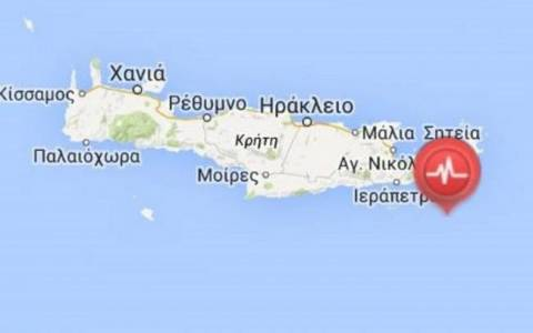 Earthquake in Crete