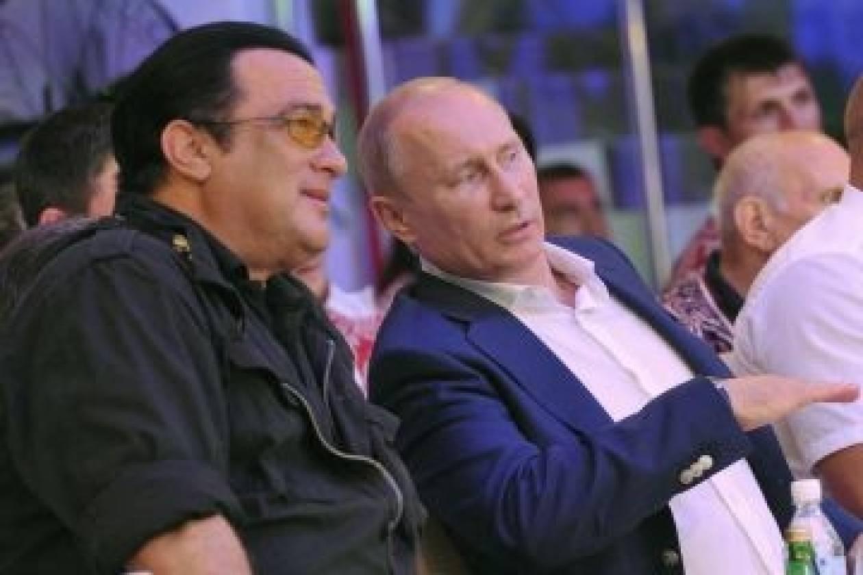 «Πούτιν, ο σημαντικότερος ηγέτης παγκοσμίως»