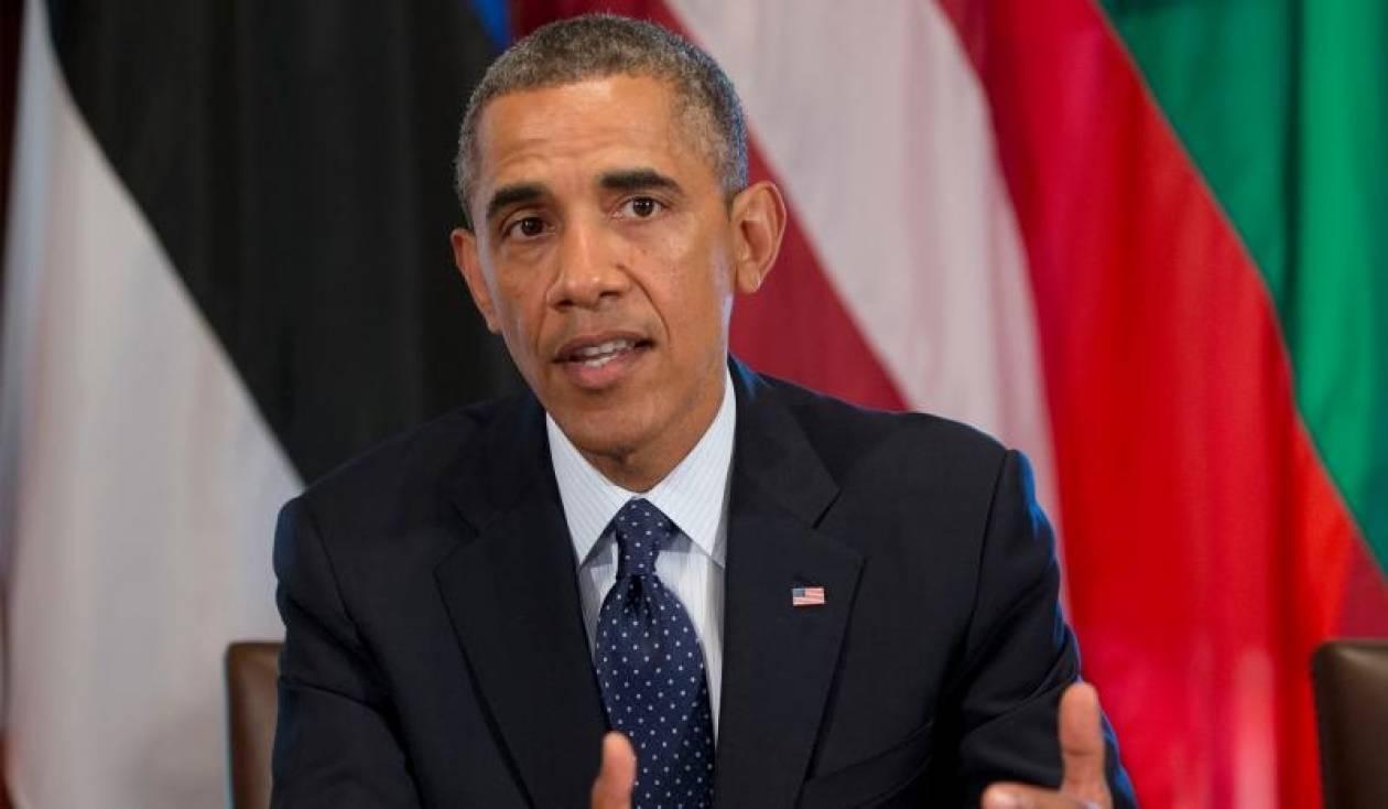 Ομπάμα: Η Ευρώπη πρέπει να πάρει σκληρές αποφάσεις