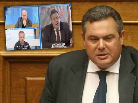 Καμμένος: Δεν θα γίνουμε πατερίτσα αυτών που δολοφόνησαν την Ελλάδα
