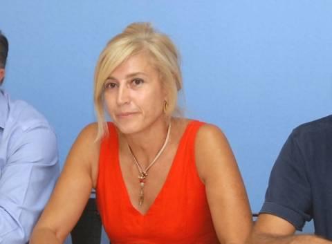 Ορκίστηκε βουλευτής η Ελένη Αυλωνίτου