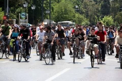 Πολιτιστική ποδηλατοδρομία από τη Σχολή Χατζήβεη