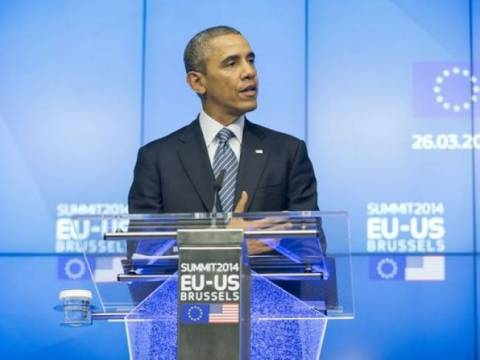 Obama: West is united and opposes the policies of Russia