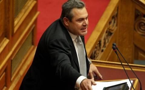 Καμμένος: Να βάλουν στη Βουλή και τη Δάφνη Σημίτη