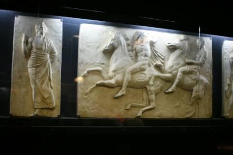Έκθεση αντιγράφων του αρχαίου ελληνικού πολιτισμού στη Χιλή