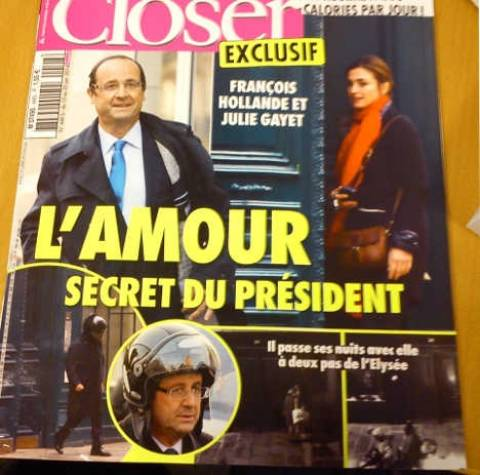 Γκαγιέ: Αποζημίωση 15.000 ευρώ από το «Closer»