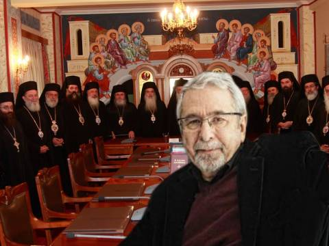 Iερά Σύνοδος κατά Ν. Δήμου: Ανιστόρητος και εμπαθής!