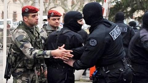 Γαλλία: Σύλληψη τρομοκράτη με τη βοήθεια της ΕΛ.ΑΣ