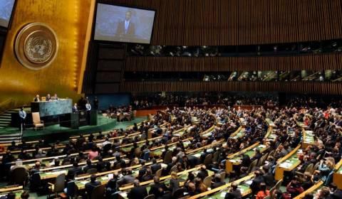 ΟΗΕ: Καταδίκασε την προσάρτηση της Κριμαίας στη Ρωσία
