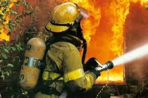 ΗΠΑ: Η συγκινητική διαμαρτυρία των πυροσβεστών (pic)