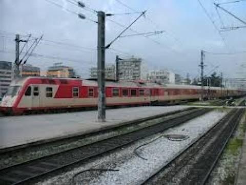 Δείτε ποιες σιδηροδρομικές γραμμές διακόπτονται στη Βόρεια Ελλάδα