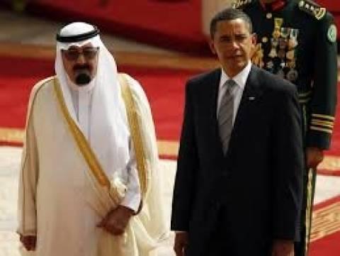 Ομπάμα: «Ευθυγραμμισμένα» τα συμφέροντα Ριάντ- Ουάσιγκτον