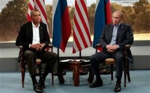Επικοινωνία Πούτιν με Ομπάμα για επίλυση της ουκρανικής κρίσης