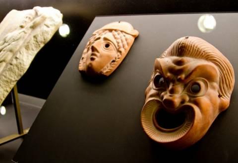 Έργα του αρχαίου ελληνικού πολιτισμού στο μετρό του Σαντιάγο