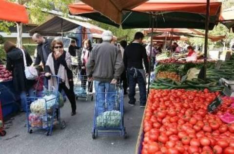 «Ντου» αντιεξουσιαστών σε λαϊκή αγορά