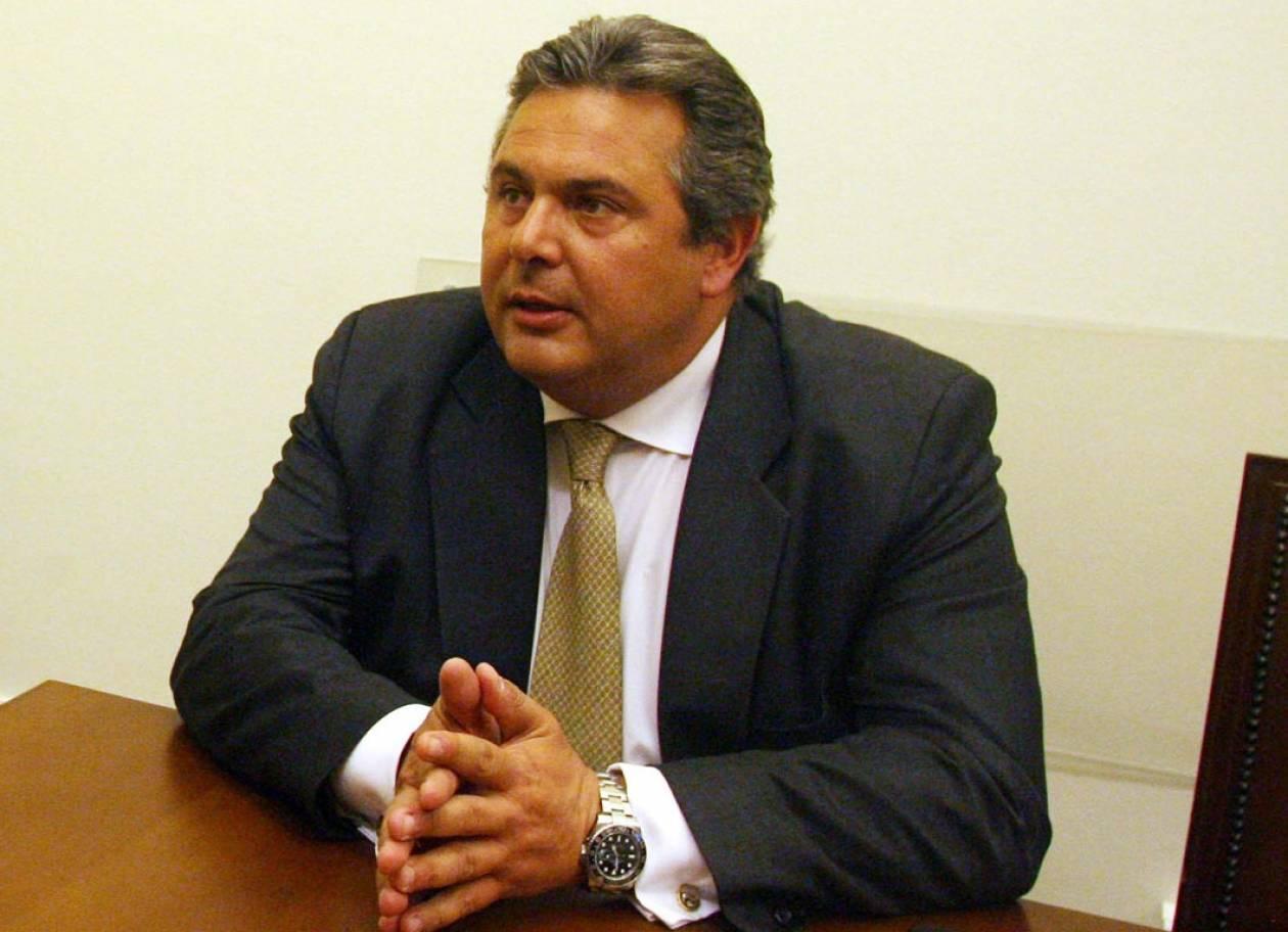 Καμμένος: Κοροϊδία απέναντι στον ελληνικό λαό η παραίτηση Χαρακόπουλου