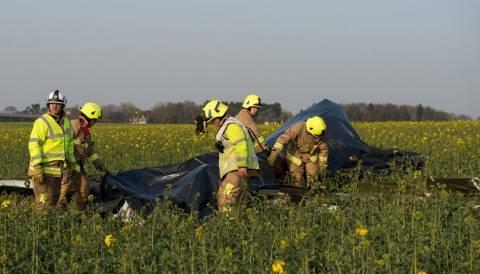 Δύο νεκροί από τη συντριβή του αεροσκάφους στο Έσεξ