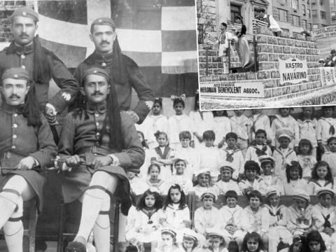 Όταν κυμάτισε για πρώτη φορά η ελληνική σημαία στη Νέα Υόρκη