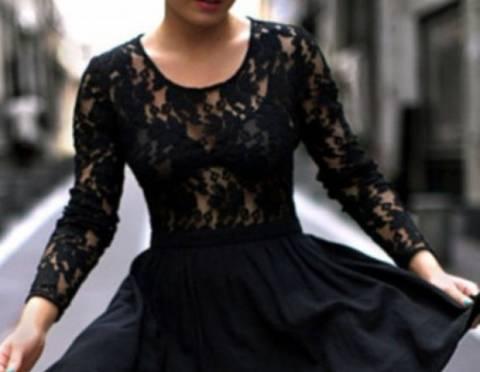 Μικρά διατροφικά tips για να μπεις στο μικρό μαύρο φόρεμα