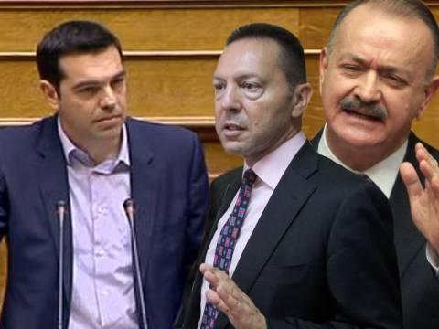Πρόταση μομφής από τον Τσίπρα κατά του Στουρνάρα (βίντεο)