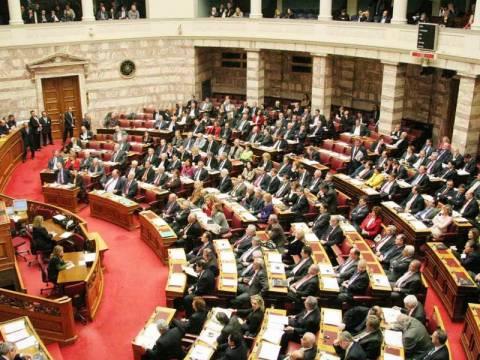Αποχώρησε ο ΣΥΡΙΖΑ από τη Βουλή-Απορρίφθηκε η πρόταση μομφής