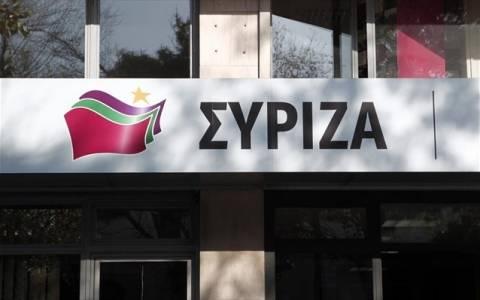 ΣΥΡΙΖΑ: «Κυβέρνηση - Στουρνάρας δεν χαίρουν της εμπιστοσύνης του λαού»