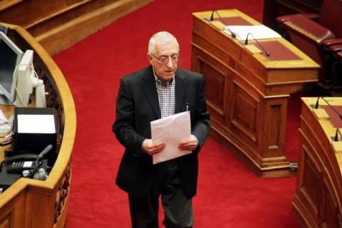 Νικήτας Κακλαμάνης: «Δεν νομοθετώ με εντολή της τρόικας»