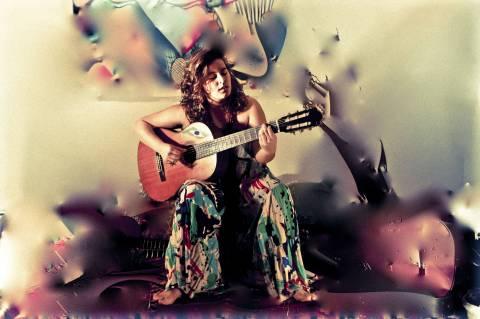 """Κατερίνα Πολέμη: """"Spread The Music Not The Name"""" στο Gazarte"""