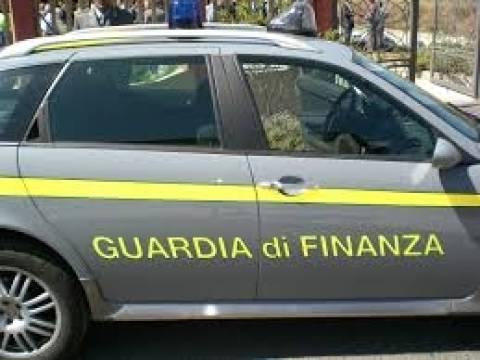 Χρυσές δουλειές για την οικονομική αστυνομία της Ιταλίας