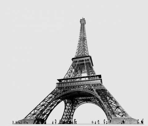 Ο Πύργος του Άιφελ έγινε 125 ετών
