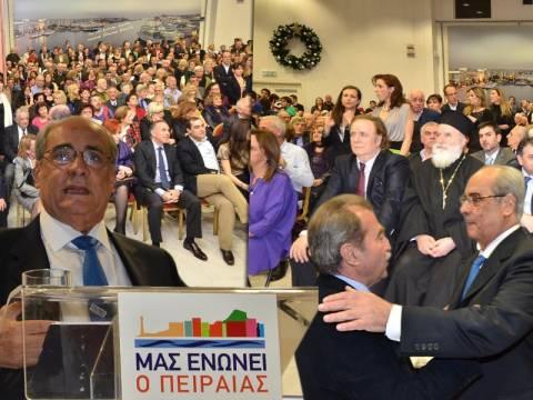 Β. Μιχαλολιάκος: Χωρίς κομματικά λάβαρα στη μάχη για τον Πειραιά