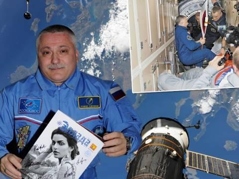 «Όποιος πολιτικός δεν καταλαβαίνει, να τον πάρουμε στο Διάστημα»
