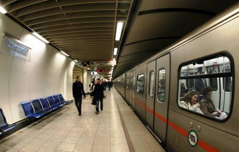 Κλείνουν το απόγευμα οι σταθμοί του μετρό σε Σύνταγμα και Ακρόπολη