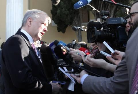 Ντάισελμπλουμ – Ρεν: Mηνύματα στήριξης πριν τη σύσκεψη του Eurogroup