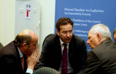 Ντάισελμπλουμ: Τέλος Απριλίου τα 6,3 δισ. στην Ελλάδα