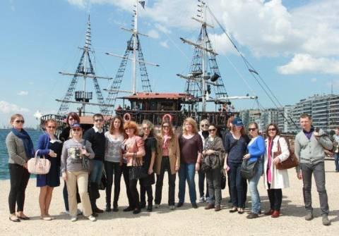 Διείσδυση στη ρωσική αγορά επιχειρούν οι ξενοδόχοι της Θεσσαλονίκης