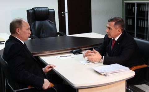 Δέσμευση Πούτιν για τους Τατάρους της Κριμαίας