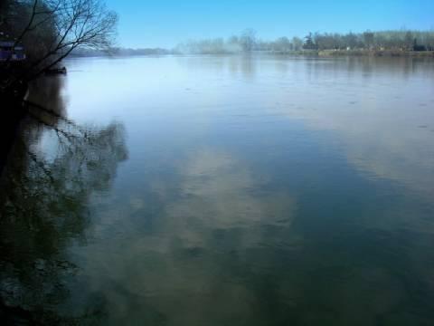 Απαγορεύεται το ψάρεμα στον ποταμό Έβρο